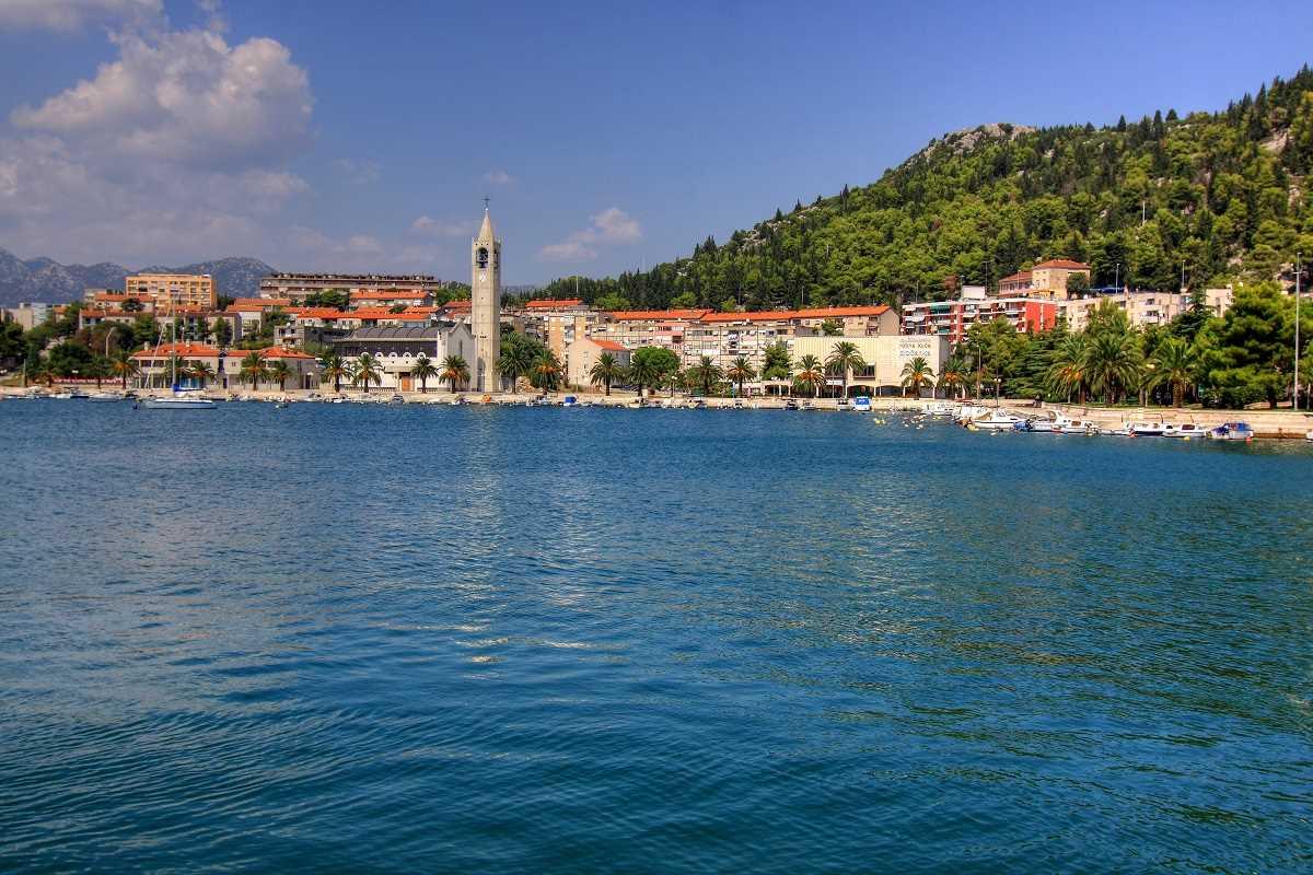Makarska; Chorvatsko; dovolenka